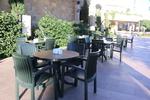 Външни пластмасови столове за хотел
