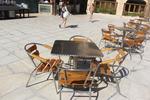 Алуминиеви маси и столове за открито