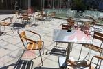 Здрави столове от алуминии за Вашата градина