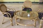 Лукс мебели от естествен ратан цени