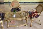 мебели от естествен ратан цени