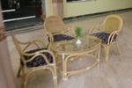 Промоция на мебели от естествен ратан цени