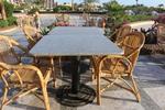 Модерни мебели от естествен ратан цени