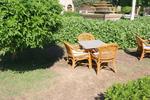 Ниски цени на мебели естествен ратан с доставка