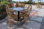 Евтини мебели от естествен ратан цени