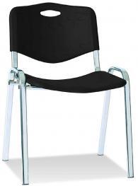 Посетителски стол ISO PLASTIC
