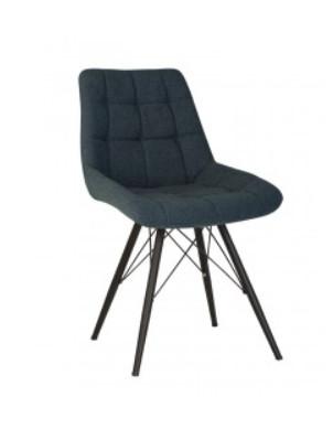 Посетителски стол  NICOLE 4L X black