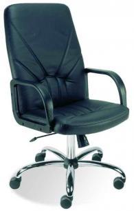 Директорски стол MANAGER STEEL chrome