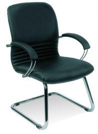 Конферентен стол MIRAGE steel cf/lb chrome