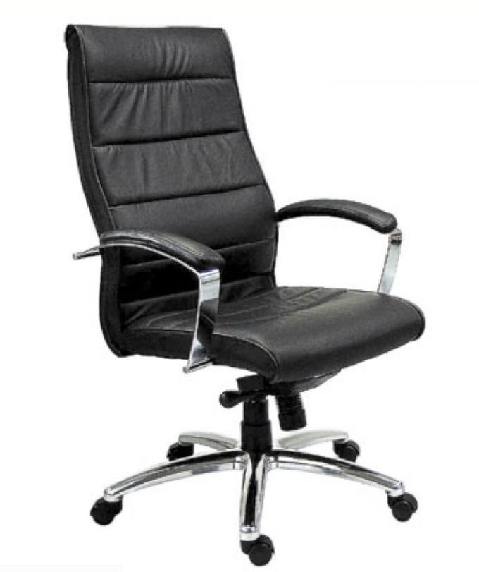 Директорски стол COSMO STEEL CHROME
