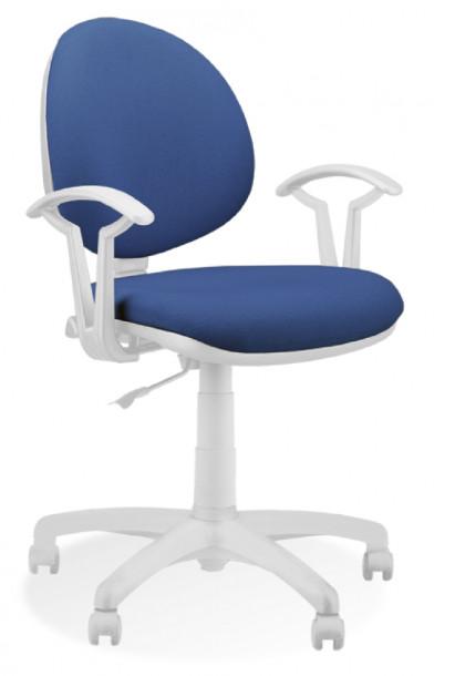 Работен стол SMART WHITE