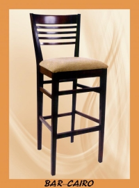 Бар столове с облегалки