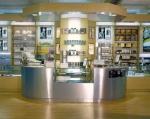 търговско обзавеждане за козметичен магазин