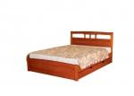 Дървени спални от масив по поръчка