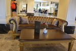 мека мебел Chesterfield