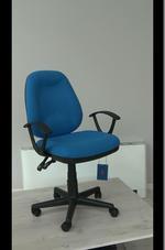 сини работни столове  с бизнеса  качество